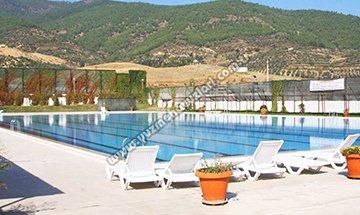 Mustafa Kemal Üniversitesi Yüzme Havuzu