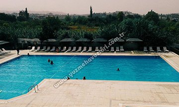 Poseidon Yüzme Havuzu