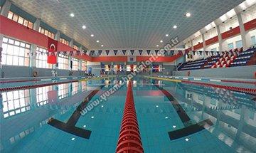 Vali Zeki Sanal Kapalı Yüzme Havuzu